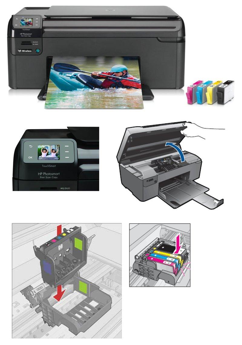 eco technologic imprimantes. Black Bedroom Furniture Sets. Home Design Ideas